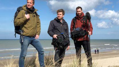 Arnout Hauben trekt van de zoo naar de zee met nieuwe reportagereeks