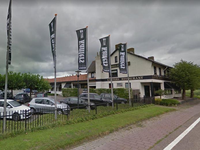 Wegrestaurant Kanters aan de Steenweg in Moerdijk.
