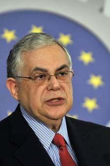 Aanslag op voormalig premier van Griekenland