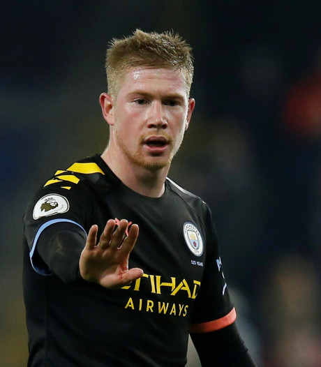 Manchester City et De Bruyne se relancent