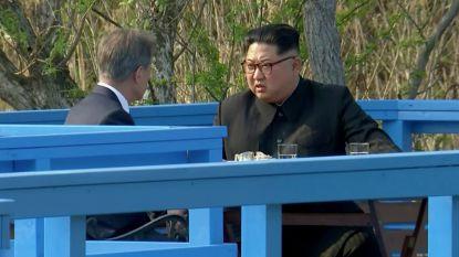 Liplezers onthullen wat Noord- en Zuid-Koreaanse leider zeiden tijdens privégesprek en het ging ook over mysterieuze privéleven Kim Jong-un