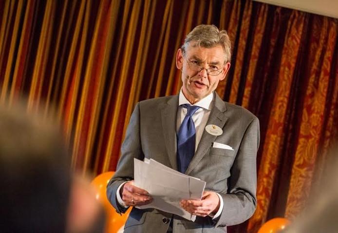 Bert Kwadijk is op non-actief gesteld door de raad van toezicht van de Zorggroep Sint Maarten.