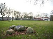 Hier in Heino komt zo goed als zeker een beachveld voor volley- en handballers