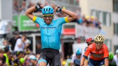 Koers kort: Vanmarcke gidst ploegmaat Uran op Franse kasseien voor Tourrit - Omar Fraile legt Colbrelli er in de spurt op in Ronde van Romandië