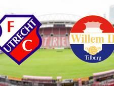 FC Utrecht ontvangt Willem II in Europese droomweek