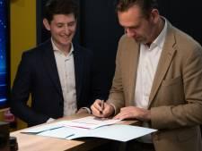 Van Maerlantlyceum in Eindhoven neemt digitale lessen van CodeSkillz af