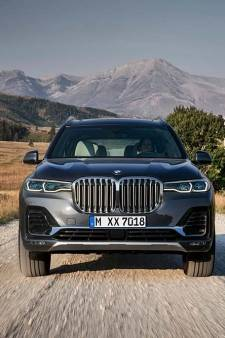 BMW's nieuwe vlaggenschip is een mastodont op wielen