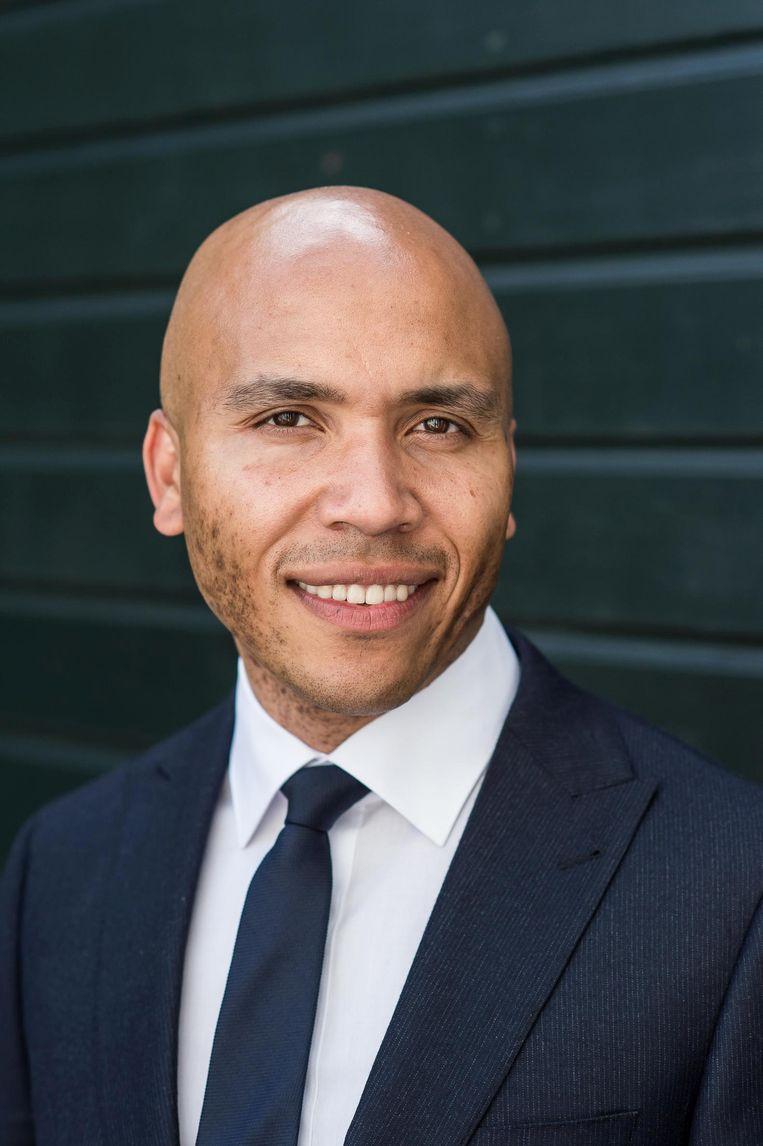 Clayde Menso, directeur AFK Beeld Mats van Soolingen