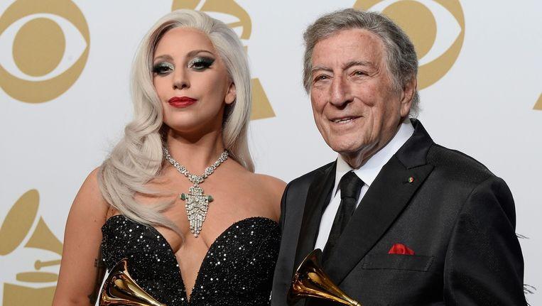 Tony Bennett en Lady Gaga