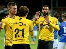 VVV-Venlo wendt na rust nieuwe flater af en bereikt tweede ronde