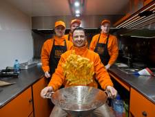 Frietbakker brengt Poolse bigos naar Zoetermeer