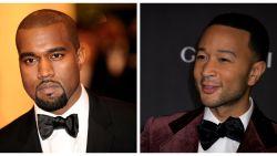 """Zijn John Legend en Kanye West nog vrienden? """"We doen ons eigen ding"""""""
