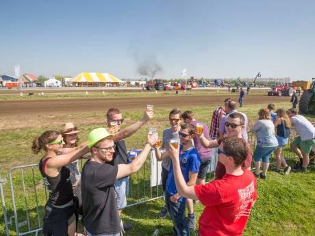 Paardenkrachten, bier en zomers weer maken Thoolse Dagen