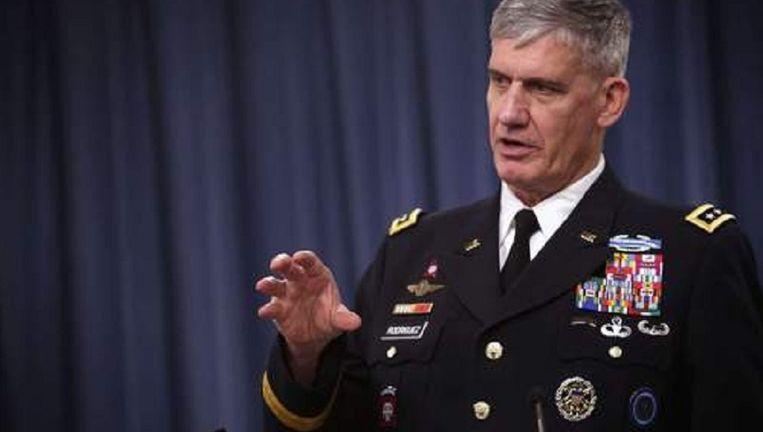 Generaal David Rodriguez
