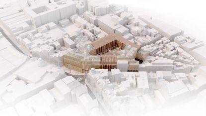 Nieuwe campus KDG Meir telt 30.000 vierkante meter met plaats voor onderwijs én winkels