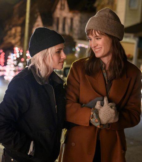 """Kristen Stewart dans la première comédie romantique de Noël gay: """"J'ai attendu ça toute ma vie"""""""