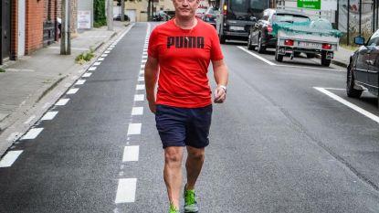 """Andy wandelt op Levensloop 24 uur aan één stuk als eerbetoon aan overleden loopvriend: """"Gedachte aan hem zal me motiveren als ik het lastig heb"""""""