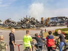 Sprinkler ontbrak bij door brand verwoest papierbedrijf Staphorst