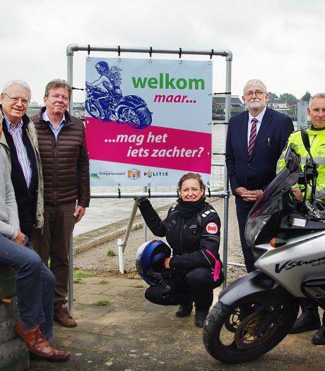 Motoroverlast in het Groene Hart: 'Gemeenten moeten hier samen tegen optrekken'
