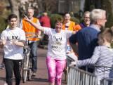 Janny (47) kan niet eten of drinken, maar loopt wel wedstrijd in Diepenheim