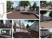 Zo komt het nieuwe Oude Centrum van Emmen eruit te zien: 35 nieuwe bomen, straatzinnen en kabels met groen