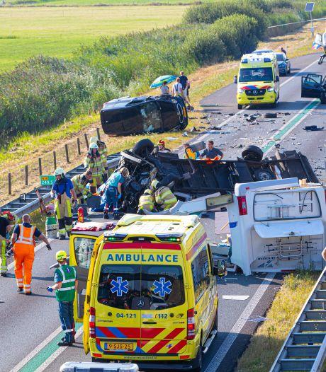 Verbreding  N50 tussen Kampen en Kampen - Zuid in 2023: 'Het gaat niet sneller'