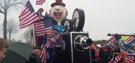 Carnavalsoptocht in Klarenbeek 'verslaat' Wilp