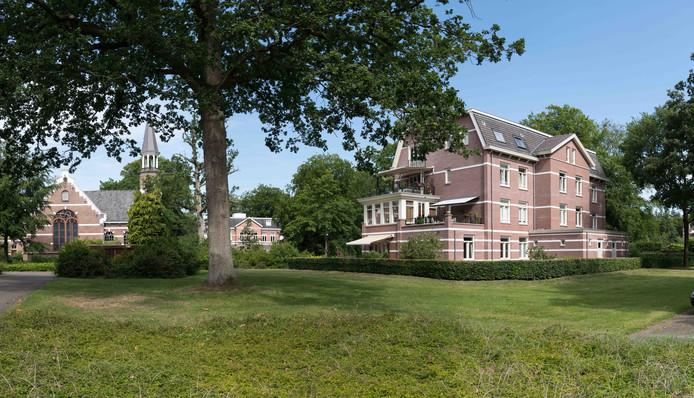 De parkachtige sfeer op Veldwijk moet blijven, vindt de Ermelose gemeenteraad.