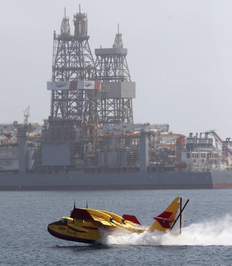 Las Palmas moet voetballen, ondanks bosbranden op Gran Canaria