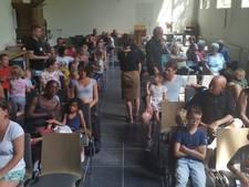 Ook aan de kleintjes wordt gedacht tijdens Breda Jazz festival