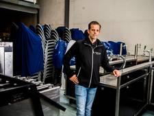 Andy (41) is een van de tienduizenden die werkt in een sector waarin corona huishield: 'Ik werk voor nul euro'
