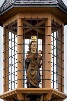 Maria op de Markt heeft een gouden kroon