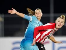 PEC Zwolle Vrouwen strikt Jassina Blom, international van België