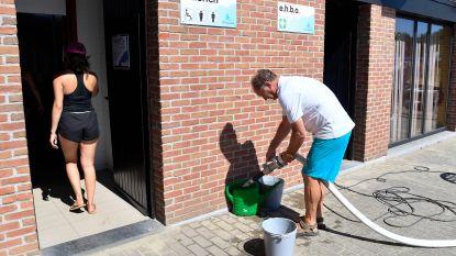 Problemen waterdruk Nieuwdonk nog steeds niet opgelost