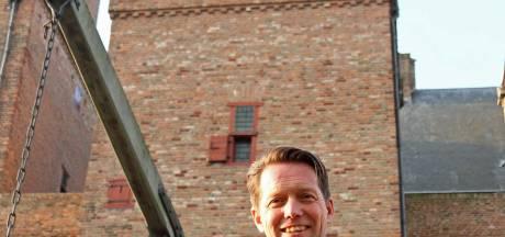Ed Dumrese uit Wageningen gaat Slot Loevestein leiden