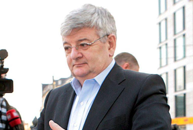 Joschka Fischer (EPA) Beeld