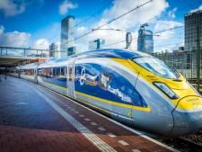 Geen vliegreisjes meer naar Londen, Haagse wethouders moeten vaker met de trein