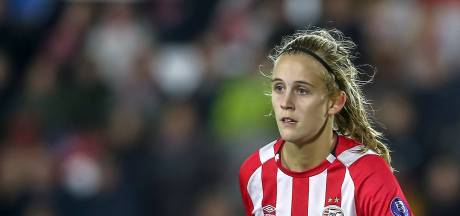PSV-topscorer Katja Snoeijs: 'Dit soort balletjes zijn de makkelijkste'