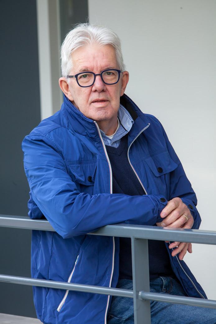 Oud-wethouder Roland Janssen.