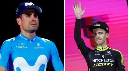 """Klassementsmannen hebben het (even) aan de stok in de Giro: """"Wat een idioot"""""""