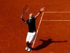 Isner mist Roland Garros door voetblessure