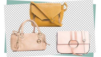 Daar komt de lente: de mooiste pastelkleurige handtassen voor jou geselecteerd