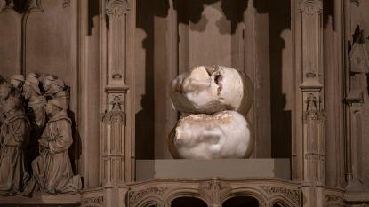 Kunst op de universiteit: bijzonder beeld Sofie Muller siert kapel Grauwzusters