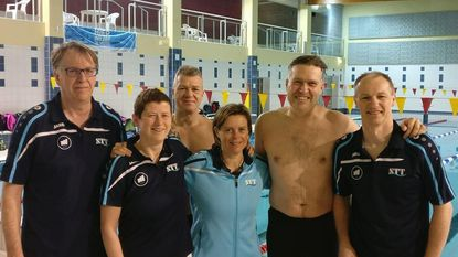 Ouderteam Swimming Team bestaat 15 jaar