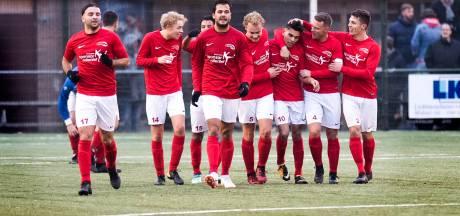 Selectie voetbalclub Saestum na dit seizoen naar de zaterdag