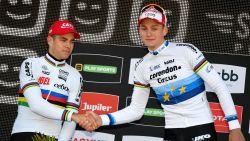 """Mathieu van der Poel: """"Het is belachelijk dat Wout van Aert meer startgeld krijgt"""""""