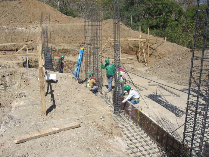 Slechts een deel van het geld werd wél geïnvesteerd in woninge in Costa Rica.