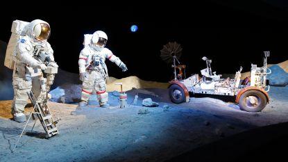 Nooit eerder getoonde NASA-beelden van landing op de maan in 'Telefacts Zomer'