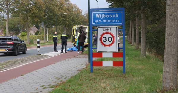 Scooterrijder gaat ervandoor na aanrijding in Wijbosch, fietser gewond naar ziekenhuis.