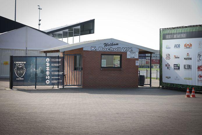 De Damburg in Bocholt is volgend seizoen ook het decor voor voetbal in vierde provinciale.